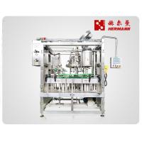 China 8-8-3 Beer Filling Machine Beer Glass Bottling Machine factory