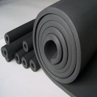 China rubber foam cold insulation factory