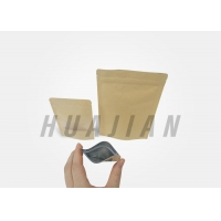 China Laminated Stand Up Mylar Aluminum Foil Bags For Food Packaging factory