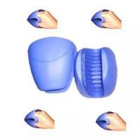 Buy cheap 2014 new kitchen silicone oven mitt ,FDA oven kitchen waterproof silicon gloves from Wholesalers