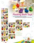 floating bath sets