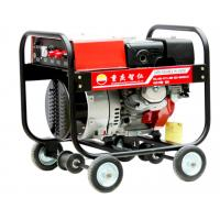 China 200A 100% Duty-cycle Medium-frequency Internal Combustion Gasoline DC Welding Generator factory