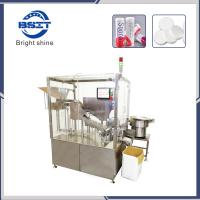 Buy cheap capacity 40 tube/min effervescent t tablet counter packing machine from wholesalers