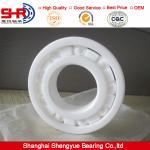 Buy cheap ZrO2 full Ceramic ball bearing 6302CE miniature ceramic bearings from Wholesalers