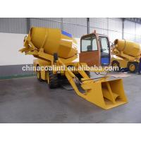 Buy cheap construction machine concrete mixer trailer pump/concrete mixer prices in China from Wholesalers