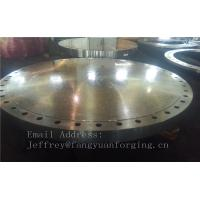 China ASME Or Non - standard F316L F304 High Pressure Stainless Steel Flange Blind Plate factory