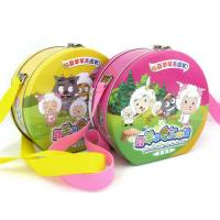 China Lunch Tin box for DVD pack factory