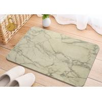 Buy cheap Diatomite High Absorbent Printed Non Slip Area Rugs Dry Quickly Non Slip Bathroom Mats from Wholesalers