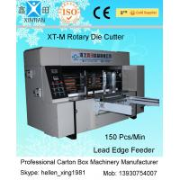Buy cheap Automated Carton Packing Machine For Die Cutting And Molding , Paper Stacker Machine from Wholesalers