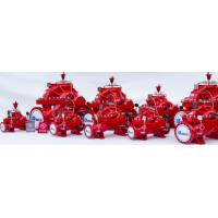 Buy cheap UL FM NFPA 20 End Suction Fire Pump For Schools,Office Buildings 45.4M3/H  98m from Wholesalers