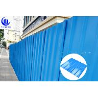 Buy cheap Water Proof 3 Layer PVC Roof Tiles For House 2.5mm / 3.0mm Thickness from Wholesalers