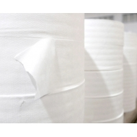 China 100% pp Factory directly sell BFE99 Filter Meltblown nonwoven fabric,melt blown fabric material for BFE/PFE/VFE/KF face factory