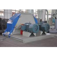China High Efficiency Straw Hammer Mill Wheat Straw Cotton Stalks Wood Chips Grinder factory