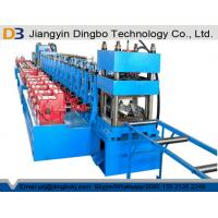 China Road Structural Steel Highway Guardrail Roll Forming Machine For Traffic Barrier on sale