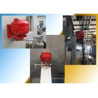Quality Data Center FM200 Fire Suppression System with 40 Hanging Tank wholesale