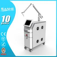 Buy cheap 2016 Sanhe Beauty high power laser q switch / q switched 1064 nd yag 532 laser tattoo remo from Wholesalers