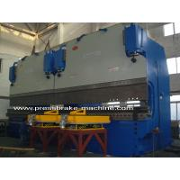Buy cheap 1000 Ton Tandem Press Brake Shear Steel Beam Bending Front Feeding from Wholesalers