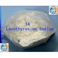 Buy cheap Synthroid Weight Loss Steroids Levothyroxine Sodium T4 Muscle Building CAS 25416-65-3 from Wholesalers