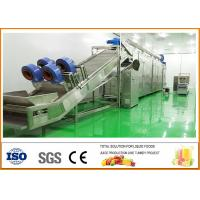Buy cheap Turnkey Pear Dried Fruit Production Line ISO9001 Certification from Wholesalers