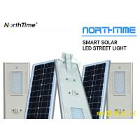 China Energy Saving  Outdoor Solar Street Lights  For Plaza / Solar Garden Lamp on sale