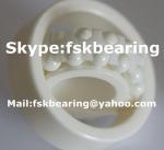 PEEK Cage 1206 Antimagnetic Hybrid Ceramic Ball Bearing 30mm ID