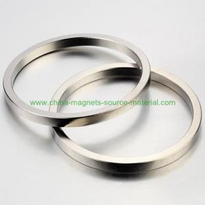 China N52 Sintered Neodymium Magnet factory