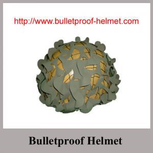 Wholesale High Quality China NIJ IIIA PASGT Bulletproof Combat Helmet