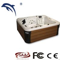 Luxury  High-end Hot Tub  Combo Massage With Whirlpool And Air Massage 3-5 Persons