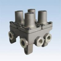 China 934 702 210 0 Truck Four circuit Protection Valve with Aluminum alloy, Brake Valves on sale