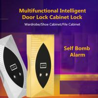 Buy cheap Bathroom Changing Cabinet Electronic Lock, Cabinet Door Storage Cabinet Induction Lock from Wholesalers