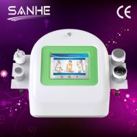 Buy cheap cavitation machine for skin tightening+face lifting therapy +slimming device with CE from Wholesalers