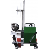 China SWT-MAT2 Hot air welding machine for soldering billboards and shrinking hoses factory