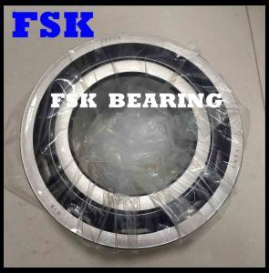 3222 5222 3056222 / A / ATN / RS / ZZ Angular Contact Ball Bearing Iron Cage