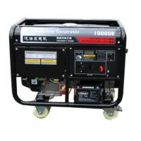 Buy cheap Electric 10kva 15kva Portable Gasoline Generator Mobile Two Cylinders 3000rpm from Wholesalers