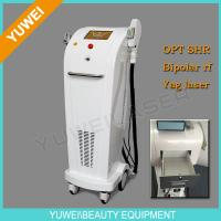Buy cheap Professional high quality Sapphire opt shr ipl fast treatment hair removal from wholesalers