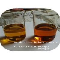 Trenbolone Acetate 100mg / Ml , CAS 10161-34-9 Trenbolone Acetate Injection