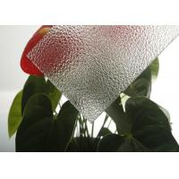 Buy cheap High Light Transmission Polycarbonate Solid Sheet Red / Blue / Yellow Color from Wholesalers