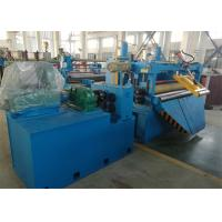 Buy cheap Metal Steel Sheet Slitting Machine For CR / HRC With Electric Control System from Wholesalers