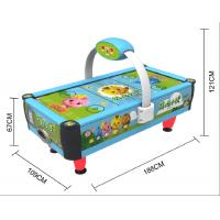 China Coin Operated Game Machine In Indoor Amusement Park Children Air Hockey Game factory