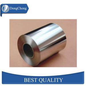 China Thin Industrial Aluminium Foil , Plain Aluminium Foil For Hydrophilic 1200-H24 factory