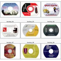 Buy cheap Shape CD DVD Replication from Wholesalers