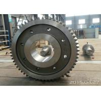 Buy cheap Large Diameter Coniflex Steel External Ring Pinion Spur Gear With ANSI API DIN Standard from Wholesalers