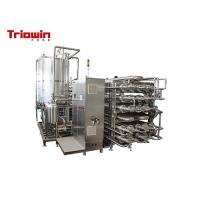 Buy cheap Complete Fruit And Vegetable Processing Line / Apple Processing Machine 220/380V from Wholesalers
