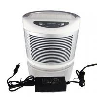 China 60W Environmental ABS Fireproof Portable Electric Dehumidifier For Bathroom on sale
