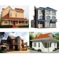 China Durable Flexible Steel Frame Homes , Fast Construction Prefab Container Homes on sale