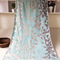 Buy cheap Decorative Jacquard Bath Towel Plain Woven from Wholesalers
