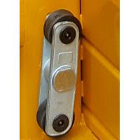 Buy cheap Passenger And Material Hoist Spare Parts Twin Roller Assembly For Drive Device / Cage from Wholesalers
