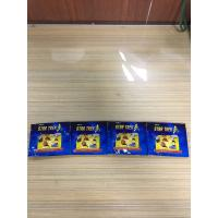 Buy cheap Blue Aluminium Foil Packaging Bags Glossy Colorful Printing Three Side Seal Foil Toys Bag from Wholesalers