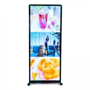 "China Shelf Standing 70"" 1920x540 Digital Poster Led Display factory"