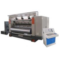 Buy cheap Single Facer Flute Cardboard / Corrugated Cardboard Production Line Electric Driven Type from Wholesalers